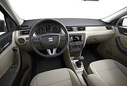 Seat Toledo Cockpit-Ansicht