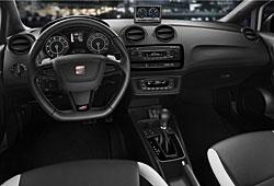 Seat Ibiza Cupra Cockpit