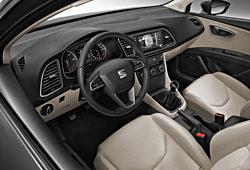 Seat Leon ST Style - Innenraum