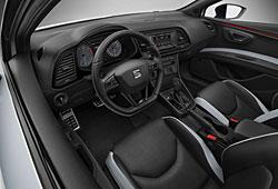 Seat Leon Cupra - Innenraumansicht