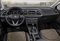 Seat Leon X-Perience - Cockpit