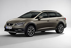 Seat Leon X-Perience - Frontansicht