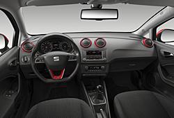 Seat Ibiza - Innenraum
