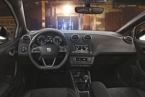 Seat Ibiza Cupra - Interieur