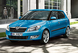 Skoda Fabia Cool Young Spirit