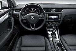 Skoda Octavia - Cockpit