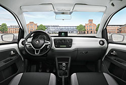 Skoda Citigo Cool Edition mit Soundpaket - Cockpit