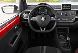 Skoda Citigo Monte Carlo - Cockpit