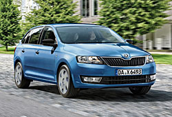 Skoda Rapid Spaceback Cool Edition mit Klimaanlage