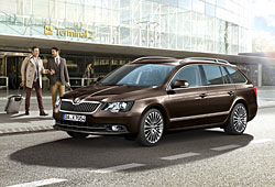 Skoda Superb Combi Best of