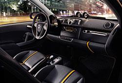 Smart Fortwo Edition Flashlight Cabrio - Cockpit