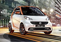 Smart Fortwo Edition Flashlight Cabrio - Außenansicht