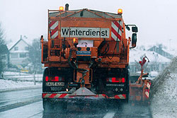 Streufahrzeug