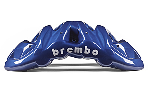 Brembo 8-Kolben-Bremssattel
