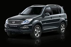 Ssangyong Rexton Executive - Sondermodell