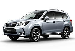 Subaru Forester Modelljahr 2013 Japan-Spezifikation