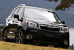 Subaru Forester - Frontansicht