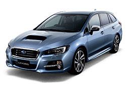 Subaru Levorq - Frontansicht