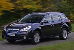 Subaru Outback - Außenansicht