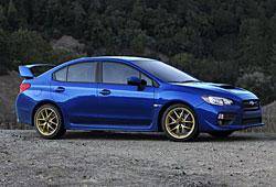 Subaru WRX STI - Seitenansicht