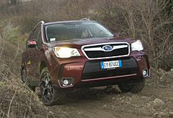 Subaru Forester - Modelljahr 2015