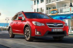 Subaru XV Edition Pure Red