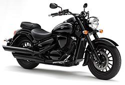 Suzuki VL 800 BL4  Black Edition