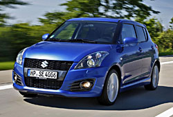 Suzuki Swift Sport mit fünf Türen