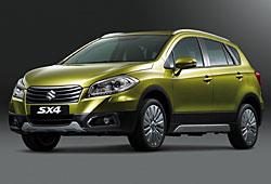 Suzuki SX4 Frontansicht