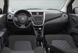 Suzuki Celerio - Innenraum