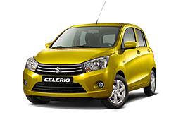 Suzuki Celerio - Frontansicht