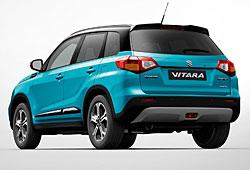 Suzuki Vitara - Heckansicht
