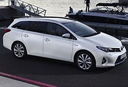 Toyota Auris Touring Sports - Seitenansicht