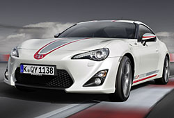 Toyota GT86 Cup Edition - Frontansicht