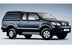 Toyota Hilux - Zubehör