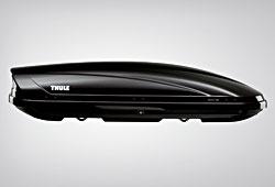 Thule Dachbox für Toyota Prius