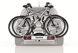 Toyota RAV4 Fahrrad-Heckträger