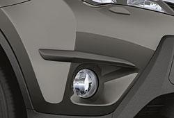 Toyota RAV4 - Stoßstangenschutzecken