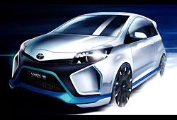 Toyota Yaris Hybrid-R Konzept