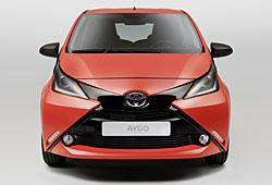 Toyota Aygo - Frontansicht