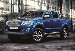 Toyota Hilux mit Invincible-Paket