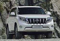 Toyota Land Cruiser - Frontansicht