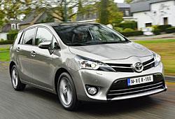 Toyota Verso - Frontansicht