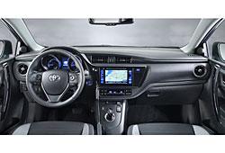 Toyota Auris - Cockpit