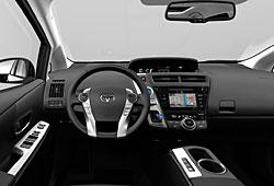 Toyota Prius+ - Cockpit