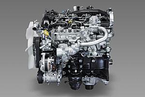 Toyota - neue Dieselmotorengeneration
