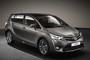 Toyota Verso - Modelljahr 2015