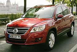 VW Tiguan Baujahr 2010
