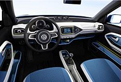 VW Taigung Cockpit
