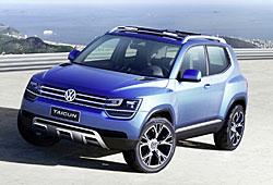 VW Taigun Frontansicht